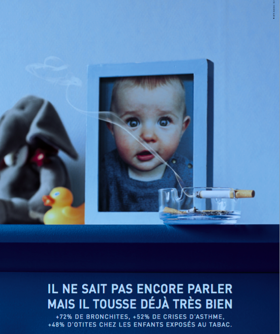 Le tabagisme passif chez l'enfant: oui le risque est majeur, et ...
